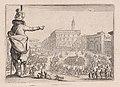 A Festival in the Piazza della Signoria in Florence Met DP890557.jpg
