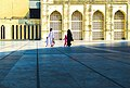 A Muslim family came for taking Jummah Salat at National Mosque Baitul Muqarram.jpg