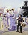 A Parisian Street Urchin by Basile Lemeunier, 1904.jpeg