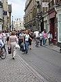 A busy Trinity Street - geograph.org.uk - 742308.jpg