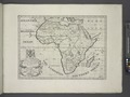 A new map of Africk shewing its present general divisions, chief cities or towns, rivers, mountains etc NYPL1630730.tiff
