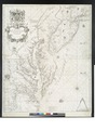 A new map of Virginia, Maryland, Pensilvania, New Jersey, part of New York and Carolina. NYPL464999.tiff