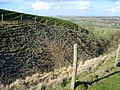 A view from the field system south of Easton Royal - geograph.org.uk - 357406.jpg
