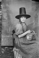 A woman in national dress (Robers) NLW3363097.jpg