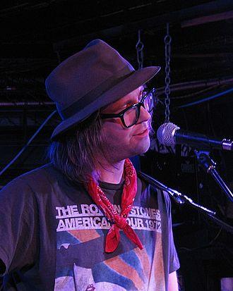 Aaron Lee Tasjan - Aaron Lee Tasjan performing at The Saint in Asbury Park, New Jersey on July 8, 2014.