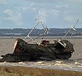 Abandoned Trawler near New Holland - geograph.org.uk - 1700477.jpg