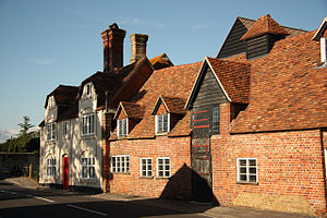 Grade II* listed buildings in New Forest (district)