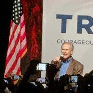 Greg Abbott - Abbott speaking at a Ted Cruz for President rally in Dallas on February 29, 2016