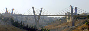 Abdoun Bridge - Abdoun Bridge
