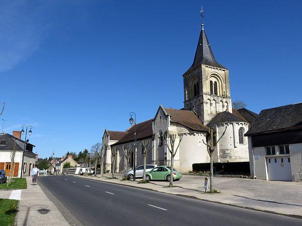 Photo de la ville Abilly