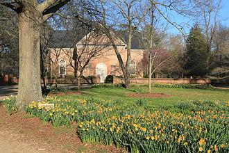 Gloucester County, Virginia - Abingdon Episcopal Church.