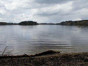 Abtsdorfer See - Image: Abtssee 3