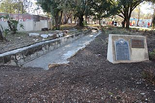 Acequia Madre United States historic place