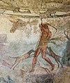 Actaeon house Menander fresco Pompeii.jpg