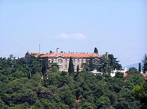 Heybeliada - Halki Theological School in Heybeliada