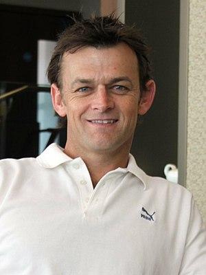 Adam Gilchrist - Gilchrist in 2010