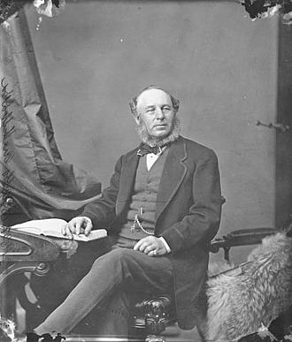 Fathers of Confederation - Image: Adams George Archibald