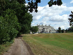Charles Manners-Sutton - Addington Palace was the archbishop's home from 1805 until his death.