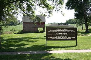 Adeline, Illinois - Mitchell Meadows in Adeline