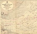 Admiralty Chart No 1607 Thames Estuary Part, Published 1967.jpg