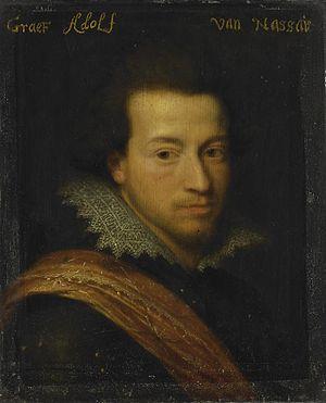 Adolf van Nassau-Siegen