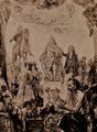 Adolph von Menzel - Die Gründung der Akademie der Künste zu Berlin. Allegorie, 1896.png