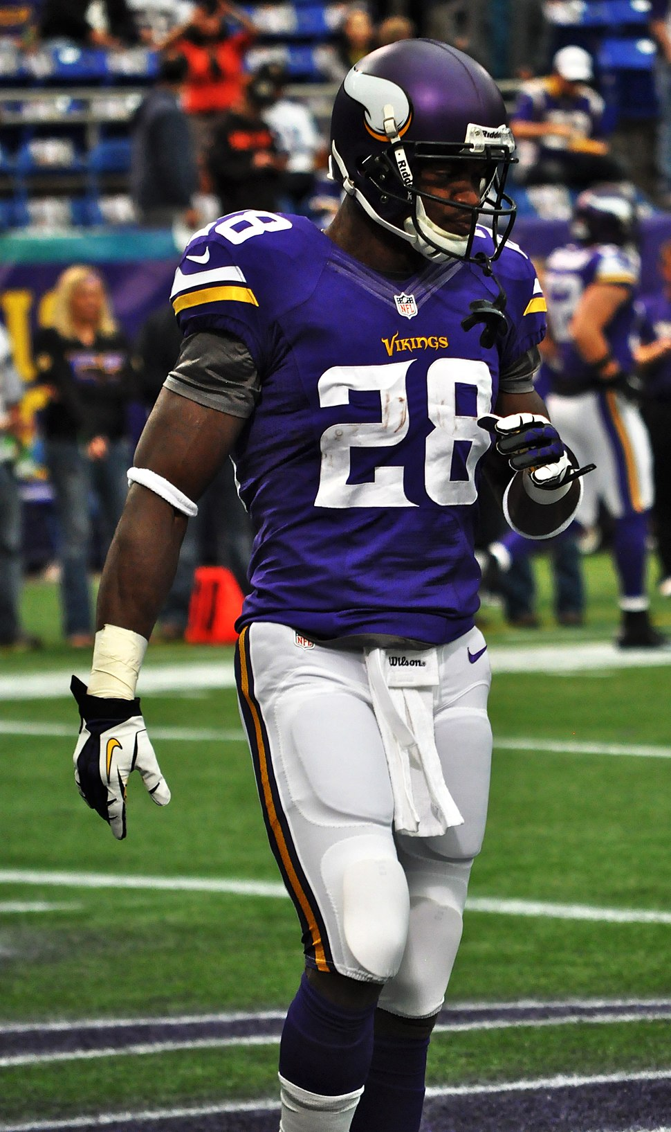 Adrian Peterson 2013