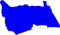Adur 2008 election map.png