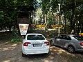 Adventure Park and Volvo S60, 2017 Sóstógyógyfürdő.jpg
