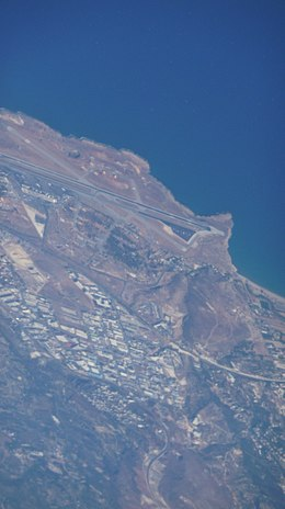 Aerial photograph of Nikos Kazantzakis International Airport.jpg