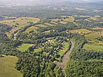 Aerial photograph of the Little River at Snowville, Virginia.jpg