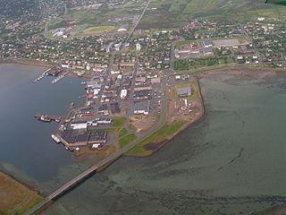 Vadsø Municipality in Troms og Finnmark, Norway