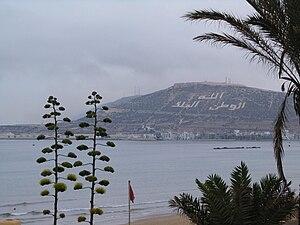 Agadir Kasbah 1000