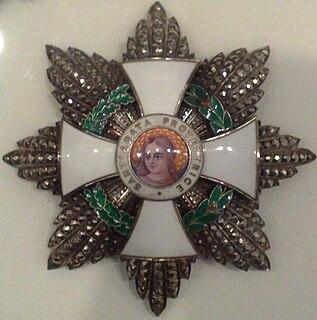 Order of Saint Agatha award