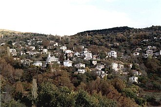 Agios Georgios Nileias - Image: Agios georgios nileias nov 1998