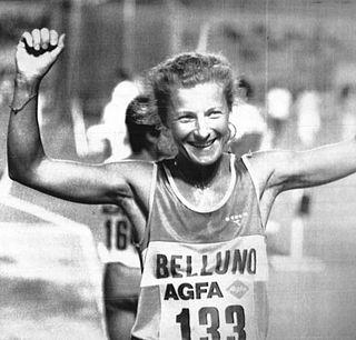 Agnese Possamai Italian middle-distance runner