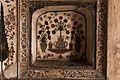 Agra-Itmad ud Daulah mausoleum-Lamp niche-20131019.jpg