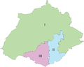 Aguascalientes - Distrito Electoral Federal.png