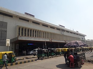 Ahmedabad Junction railway station - Main Entrance.jpg