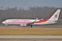 7T-VKB - B738 - Air Algerie