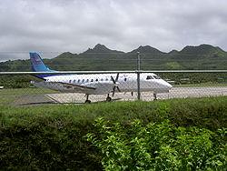 Air Rarotonga plane.JPG