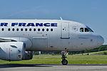 Airbus A319-100 Air France (AFR) F-GRHB - MSN 985 (9655057919).jpg