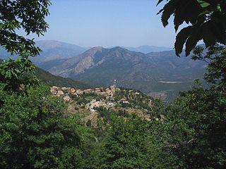 Aiti Commune in Corsica, France
