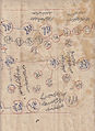 Akaq khoja's name in a genealogy book related the prophet Muhammad.jpg