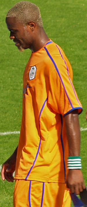 Akpo Sodje - Sodje playing for Sheffield Wednesday