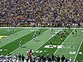 Akron vs. Michigan football 2013 02 (Michigan on offense).jpg