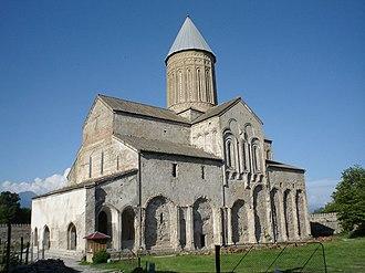 Patronages of Saint George - Alaverdi Monastery of Kakheti, in Georgia