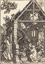Albrecht Dürer, The Nativity, c. 1502-1504, NGA 6701.jpg