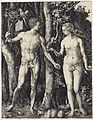 Albrecht Dürer - Adam and Eve - Google Art Project.jpg