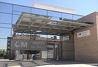 Alcalá de Henares (RPS 15-09-2008) Centro de salud Miguel de Cervantes.jpg